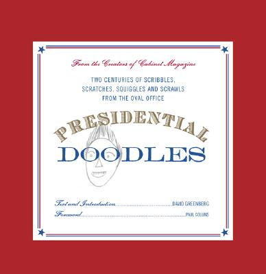 Presidential Doodles Cover