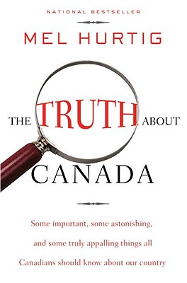 The Truth about Canada Cover
