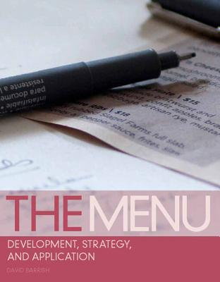 The Menu: Development, Strategy, and Application Cover Image
