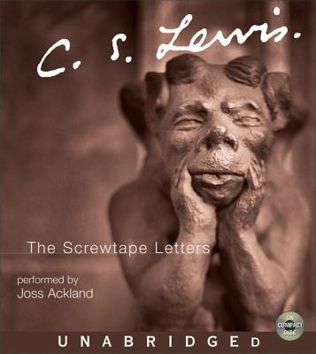 The Screwtape Letters CD Cover Image