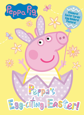 Peppa's Egg-citing Easter! (Peppa Pig) Cover Image