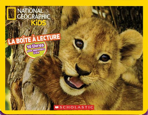 National Geographic Kids: La Bo?te ? Lecture Cover Image
