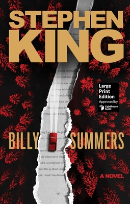 Billy Summers (Large Print Edition): Large Print (Larger Print ) Cover Image