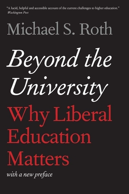 Cover for Beyond the University