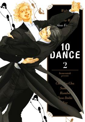 Cover for 10 DANCE 2