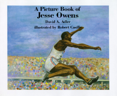 Cover for A Picture Book of Jesse Owens (Picture Book Biography)