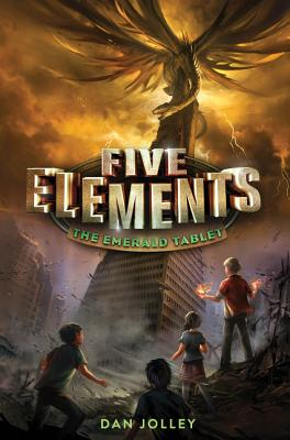 Five Elements #1: The Emerald Tablet Cover Image