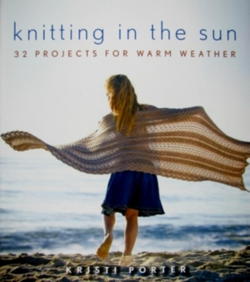 Cover for Knitting in the Sun