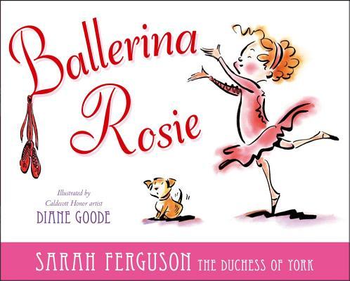 Ballerina Rosie Cover