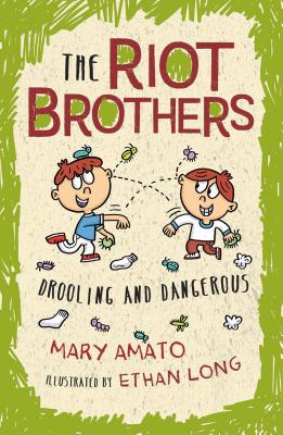 Drooling and Dangerous (The Riot Brothers #2) Cover Image