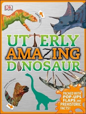 Utterly Amazing Dinosaur Cover Image
