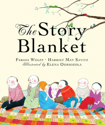 The Story Blanket Cover