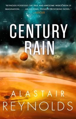 Century Rain Cover Image