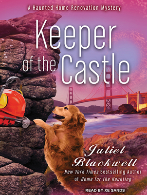 Keeper of the Castle (Haunted Home Renovation #5) Cover Image