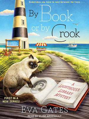 By Book or by Crook (Lighthouse Library Mystery #1) Cover Image