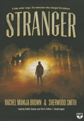 Cover for Stranger