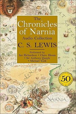 The Chronicles of Narnia Audio Collection Cover