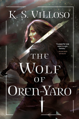 The Wolf of Oren-Yaro (Chronicles of the Bitch Queen #1) Cover Image