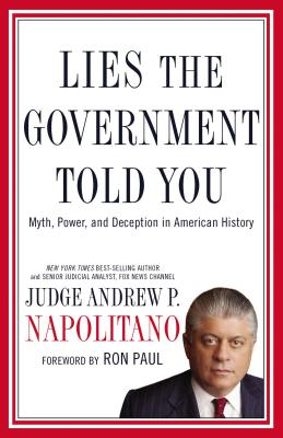 Lies the Government Told You Cover