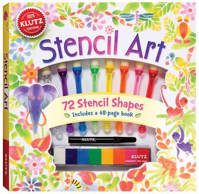 Stencil Art (Klutz) Cover Image