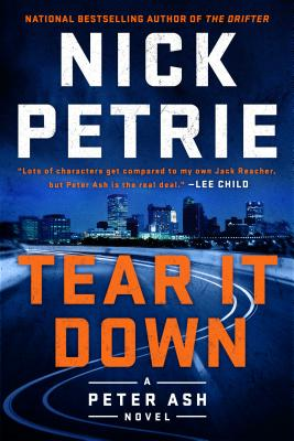 Tear It Down (A Peter Ash Novel #4) Cover Image