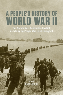 A People's History of World War II Cover