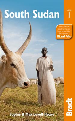 Bradt South Sudan Cover