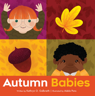 Autumn Babies (Babies in the Park) Cover Image