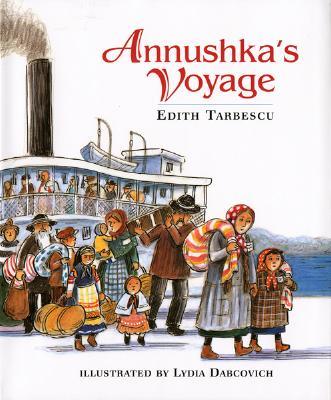 Annushka's Voyage Cover