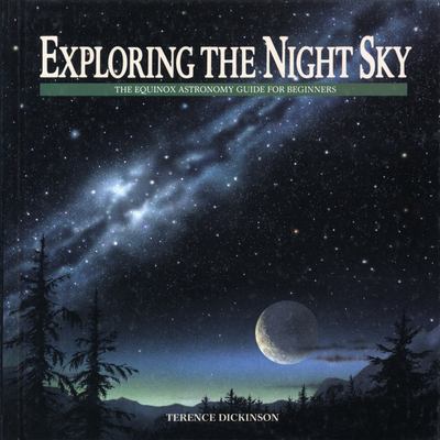 Exploring the Night Sky: The Equinox Astronomy Guide for Beginners Cover Image