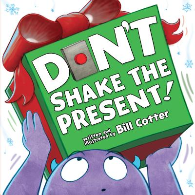Don't Shake the Present! Cover Image