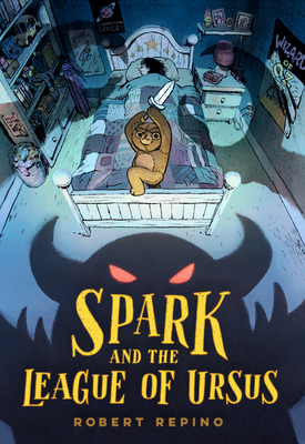 Spark and the League of Ursus: A Novel Cover Image