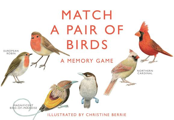 Match a Pair of Birds: A Memory Game Cover Image