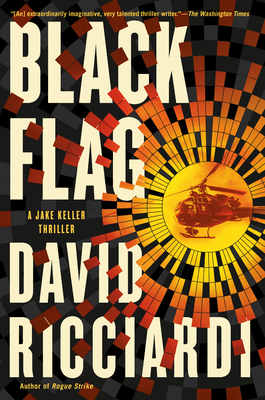 Black Flag (A Jake Keller Thriller #3) Cover Image