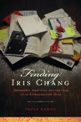 Finding Iris Chang Cover