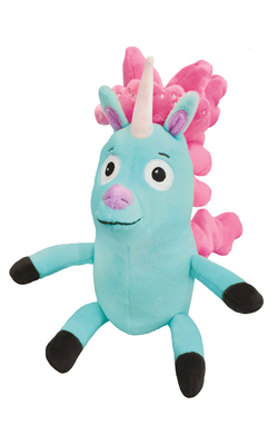 Kevin the Unicorn Doll: 9 Cover Image