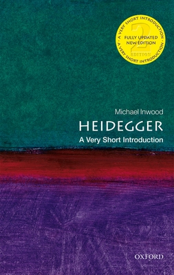 Heidegger: A Very Short Introduction (Very Short Introductions) Cover Image