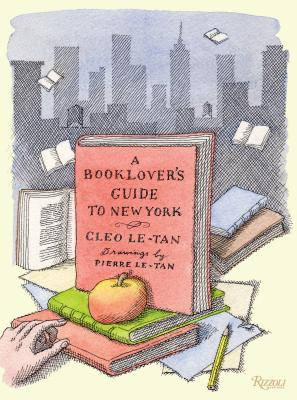 A Booklover's Guide to New York Cover Image