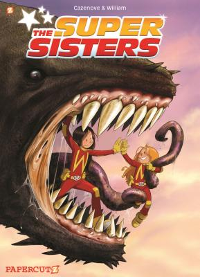 Super Sisters (The Sisters) Cover Image