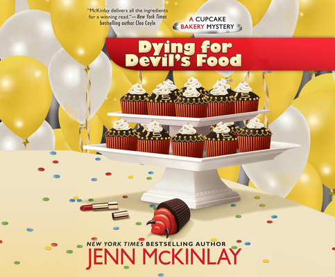Dying for Devil's Food (Cupcake Bakery Mystery #1) Cover Image
