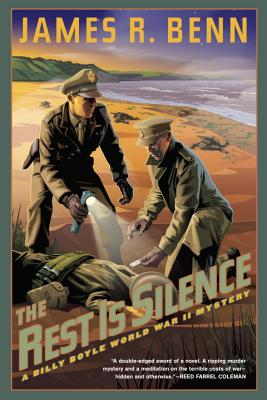 The Rest Is Silence (A Billy Boyle WWII Mystery #9) Cover Image