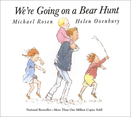 We're Going on a Bear Hunt Cover Image