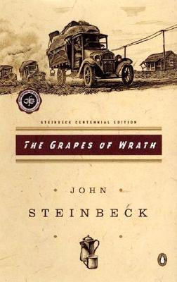 The Grapes of Wrath: (Centennial Edition) Cover Image