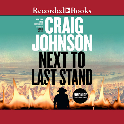 Next to Last Stand (Longmire Mysteries #16) Cover Image