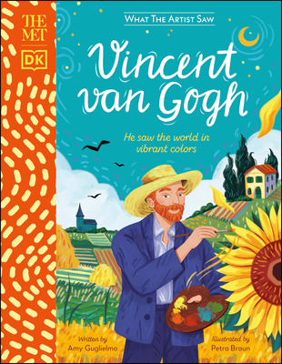 The Met Vincent Van Gogh: He Saw the World in Vibrant Colors Cover Image