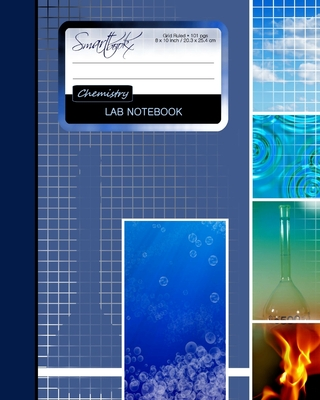 Lab Notebook: Chemistry Laboratory Notebook for Science Student / Research / College [ 101 pages * Perfect Bound * 8 x 10 inch ] Cover Image
