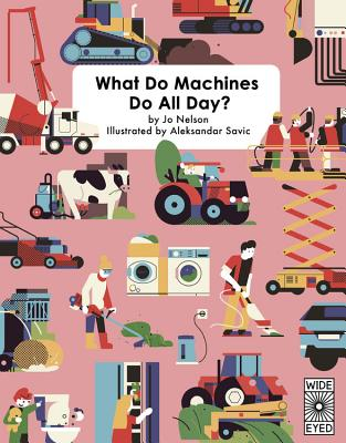 What Do Machines Do All Day Cover Image
