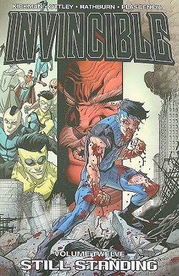 Invincible, Volume 12 Cover