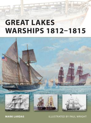Great Lakes Warships 1812-1815 Cover Image