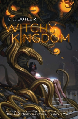 Witchy Kingdom Cover Image